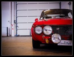 Lancia Fulvia Coupe Rallye by Andso