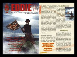 Eddie's Cover by metal-levon