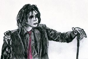 Gerard Way, The First by Tick-Tock-BANG