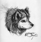 Boo in Charcoal by SpyroShurtagul