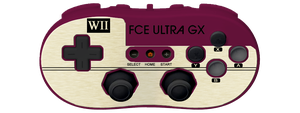 FamiCom Classic Controller by etherlad