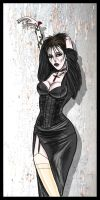 Gothic Lila by The-Mirrorball-Man