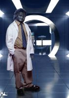 Dr. Hank McCoy by sonLUC