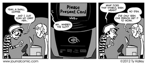 Journal Comic - Card Games by tyhalley