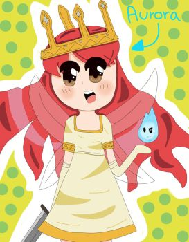 Aurora (Child of light) by IreneThecat2001