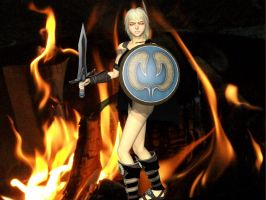 Sophitia - The Possessed Sister by Rachidna