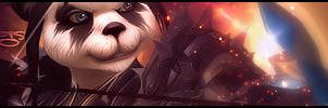 Pandaren Hunter by Thunderspeed