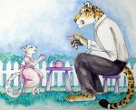 More Tea Daddy? by Kelii