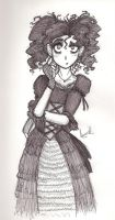 Daisies - Mrs. Lovett by Yumi-San1688