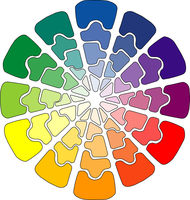 Color Wheel by 0neW1ngedAngel
