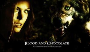 Blood and Chocolate by vampirekingdom