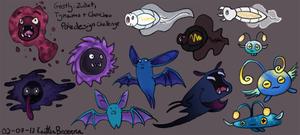 Pokedesigns: Part 2 by Zalcoti