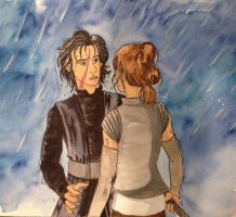 Reylo - Pride and Prejudice by Psykokitten