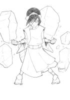 Toph by Mon3m