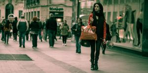 shopping by dage-photo