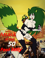 Attack of the 50 Foot Milly by NickyVendetta