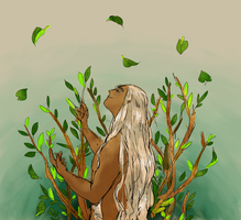 celeborn of the trees by jubah