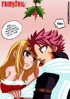 Natsu and Lucy by PinkGirl123