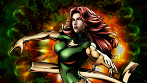 MvC3: Jean Grey(Phoenix) by Light-Rock