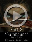 Oathbound Pt2: Painting Process + .PSD by AngelaSasser