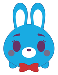 Toy Bonnie x Disney Tsum Tsum ::GIFT:: by Itachi-Roxas
