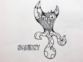 Squidzy by Mindstate-Free