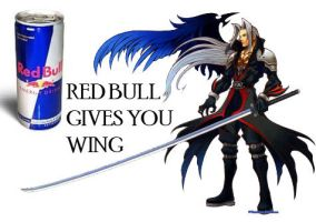 Red Bull Gives You Wing by loserninja