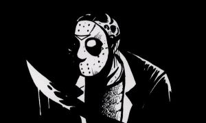 Out of the Dark - Jason by Boredman