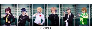 Persona 4 by josephlowphotography