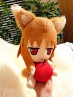 Holo Plush Doll by LiJianliang