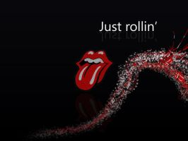Just Rollin' wallpaper by MahoneyCZ