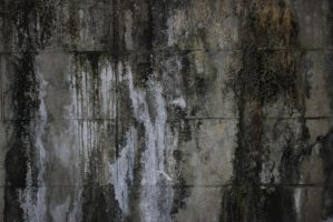 very dirty wall by Didier-Bernard