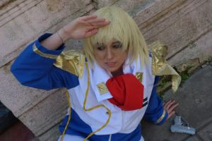 is a wind, I miss you Athrun by Die-Rose