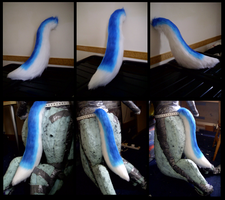 Cobalt Tail by CuriousCreatures