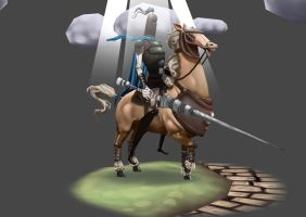 Don Quijote by pabgo