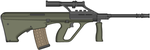 Favorite COD Zombies Guns: The Steyr AUG by ComannderrX