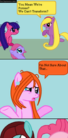 A Mysterious Mission Part 2 by Applejaz