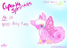 Quick Cupcake Reff by CuppycakeSprinkles