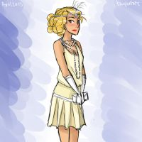 flapper!riza by taylor-tot124