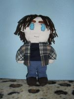 Sam doll (Supernatural) by drusnemet