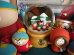 South Park Collection: Snow Globe by Lady-KL