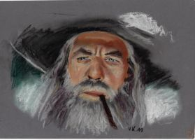 Gandalf by verrykt