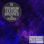 Premium Texture Brushes by JU5TPeachy