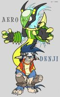 Concept- Aero and Den by Yark-Wark