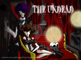 THE UNDEAD by ha-kim
