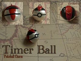 Timer Ball Charm by GandaKris