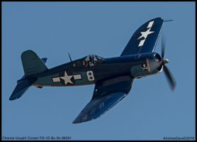 Chance Vought Corsair FG-1D Bu No 88391  by AirshowDave