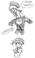 APH - Sealand doodles by iAlly