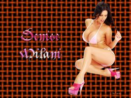 Denise Milani by Lumir79
