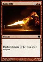 Burninate by tuanews